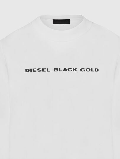 Diesel - SNEILB-A, White - Sweaters - Image 3