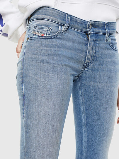 Diesel - Slandy Low 0096L,  - Jeans - Image 3