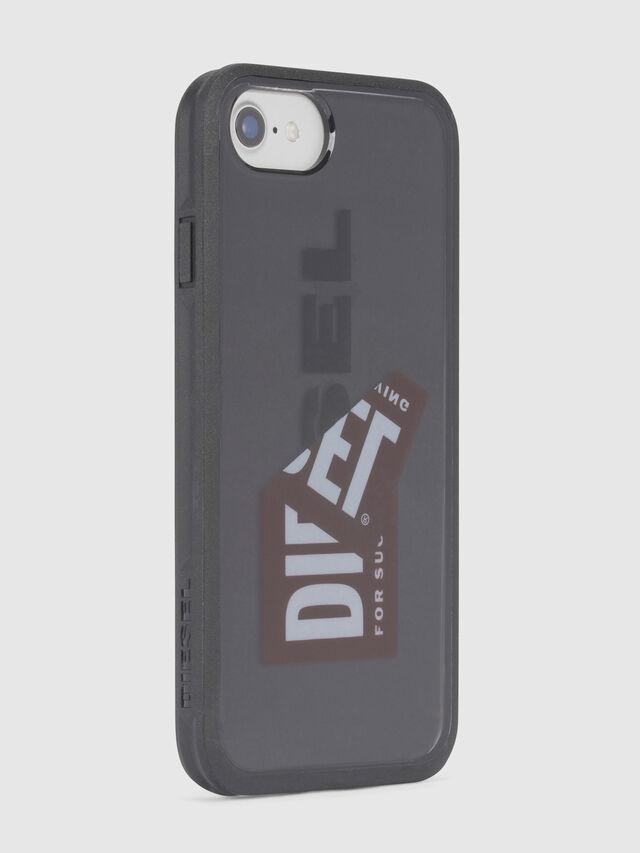 Diesel - STICKER IPHONE 8 PLUS/7 PLUS/6s PLUS/6 PLUS CASE, Black - Cases - Image 6