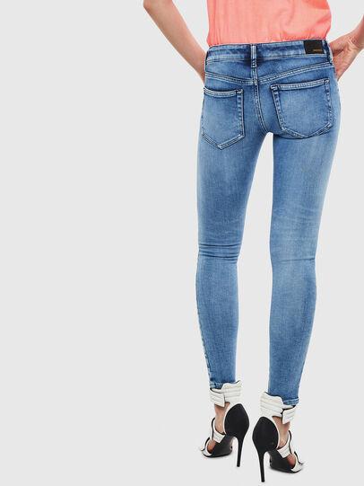 Diesel - Slandy Low 0095P,  - Jeans - Image 2