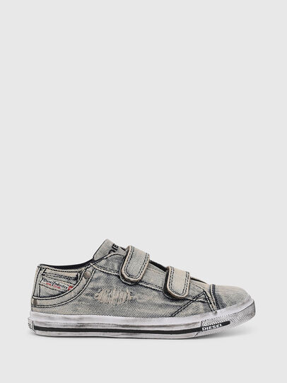 Diesel - SN LOW STRAP 11 DENI,  - Footwear - Image 1