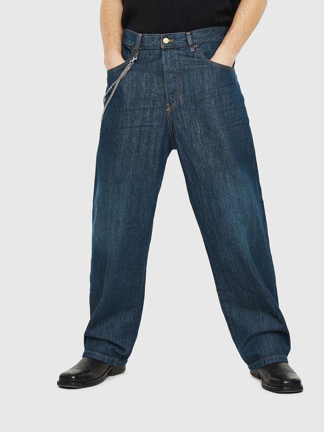 Diesel - D-Vided 088AC, Dark Blue - Jeans - Image 1