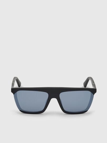 Diesel - DL0323, Black - Sunglasses - Image 1