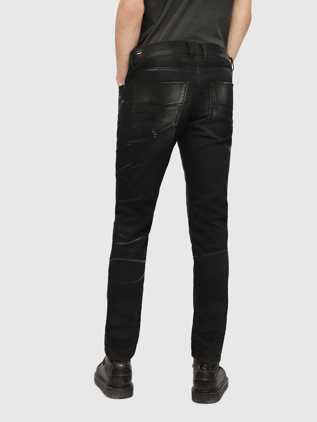 Diesel - Tepphar 0090P, Black/Dark grey - Jeans - Image 2