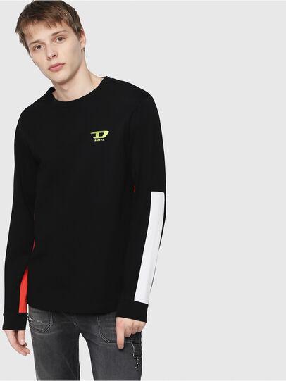 Diesel - T-HARUS-LS,  - T-Shirts - Image 1