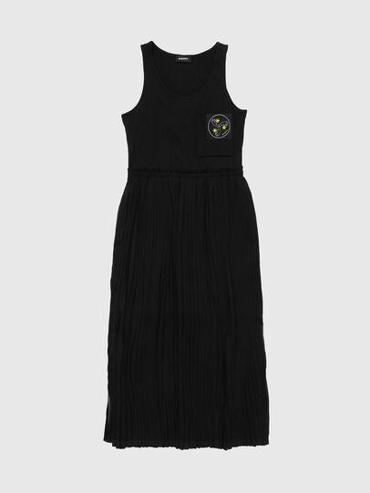 Diesel - DTEHEI, Black - Dresses - Image 1