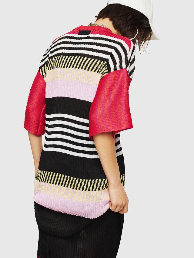 Diesel - M-FINAL-A, Multicolor - Dresses - Image 2