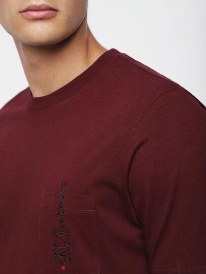 Diesel - T-JUST-POCKET,  - T-Shirts - Image 3