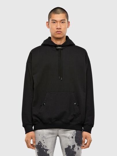 Diesel - S-UMMERPO, Black - Sweaters - Image 1