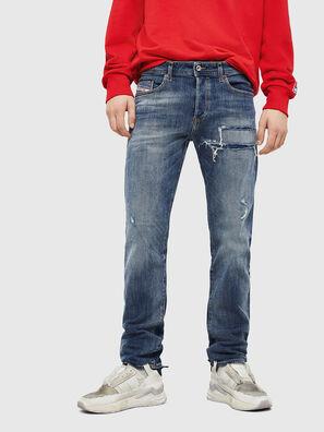 Buster 0890X, Medium blue - Jeans