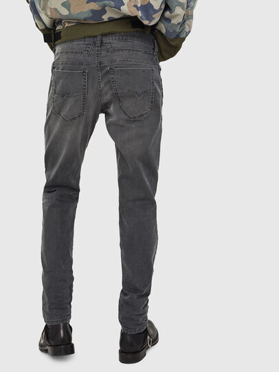 Diesel - D-Bazer 0699P, Black - Jeans - Image 2