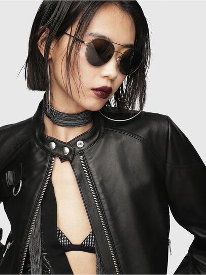 Diesel - L-SUZ,  - Leather jackets - Image 3