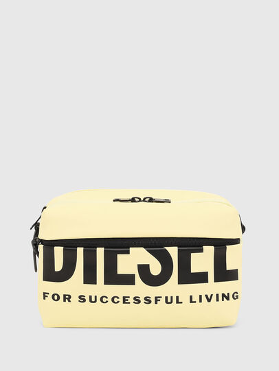 Diesel - FARAH, Light Yellow - Crossbody Bags - Image 1