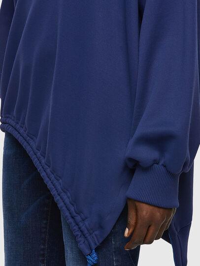 Diesel - F-JUSTINA, Dark Blue - Sweaters - Image 3