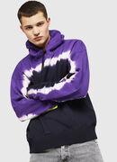 S-ALBY-DEEP, Black/Violet - Sweaters