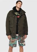 J-TOUCHA, Military Green - Jackets