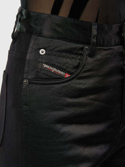 Diesel - P-PAD, Black - Pants - Image 4