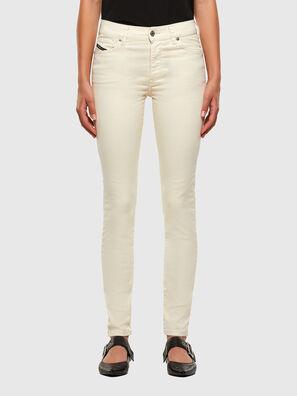 D-Roisin 0096H, White - Jeans
