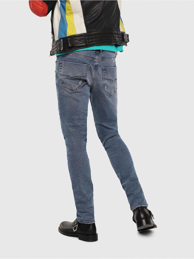 Diesel - Tepphar 080AC, Medium blue - Jeans - Image 2
