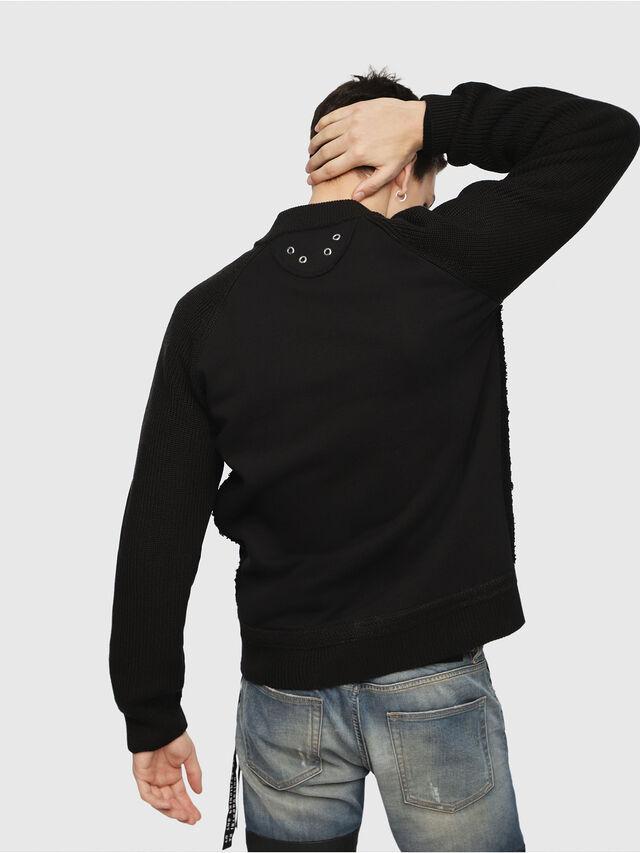 Diesel - K-FRANKY, Black - Jackets - Image 2