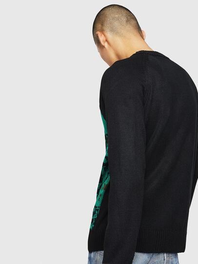 Diesel - K-CV-XMAX,  - Knitwear - Image 5