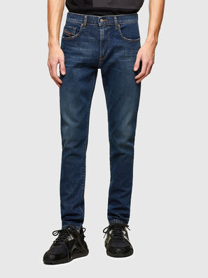 D-Strukt 009NV, Dark Blue - Jeans