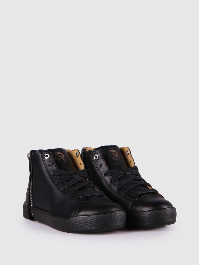 KIDS SN MID 24 NETISH CH, Black - Footwear - Image 2