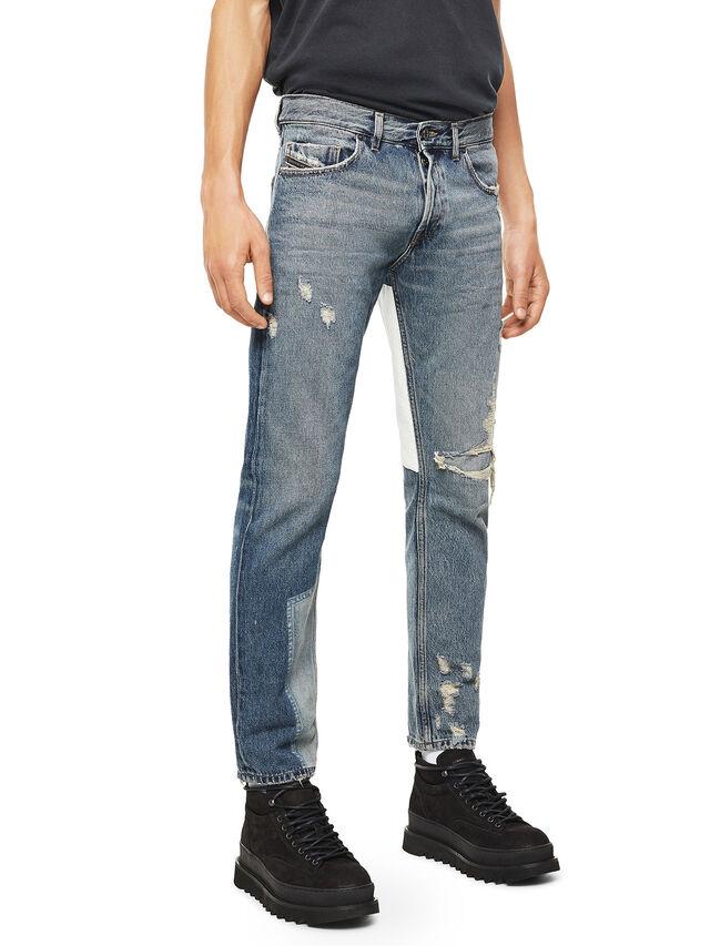 Diesel - TYPE-2813, Blue Jeans - Jeans - Image 3