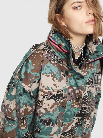 Diesel - G-SHILOH-A,  - Jackets - Image 3