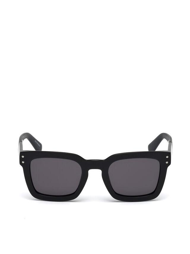 Diesel - DL0229, Black - Sunglasses - Image 1