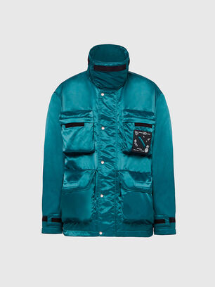 J-HARRETT, Water Green - Jackets