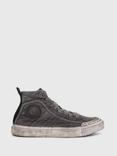 Diesel - S-ASTICO MID LACE W, Grey - Sneakers - Image 1