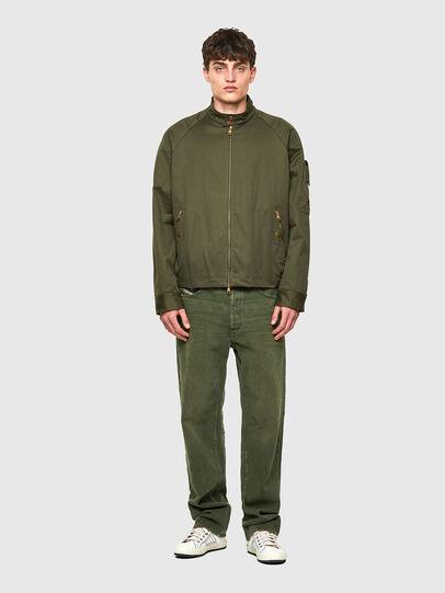Diesel - J-HARRY, Dark Green - Jackets - Image 4