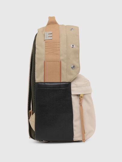 Diesel - DHORIAN LM, Beige - Backpacks - Image 3