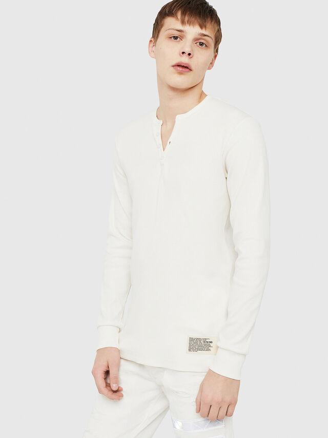 Diesel - T-YOICHIROKI, White - T-Shirts - Image 1