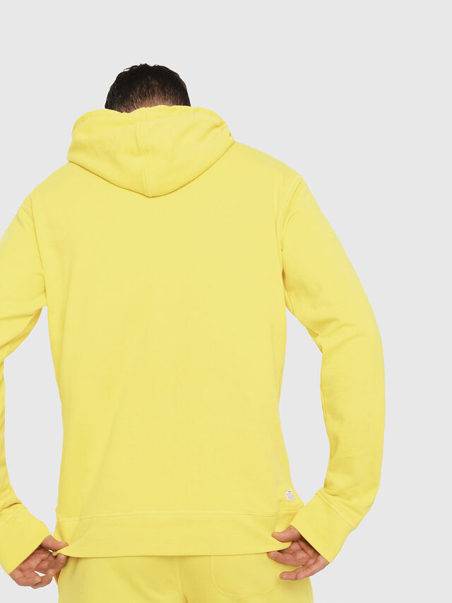 Diesel - UMLT-BRANDON, Yellow - Sweaters - Image 2
