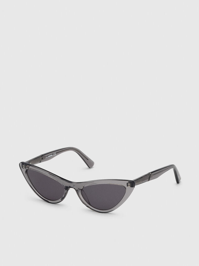 Diesel - DL0303, Grey - Sunglasses - Image 2