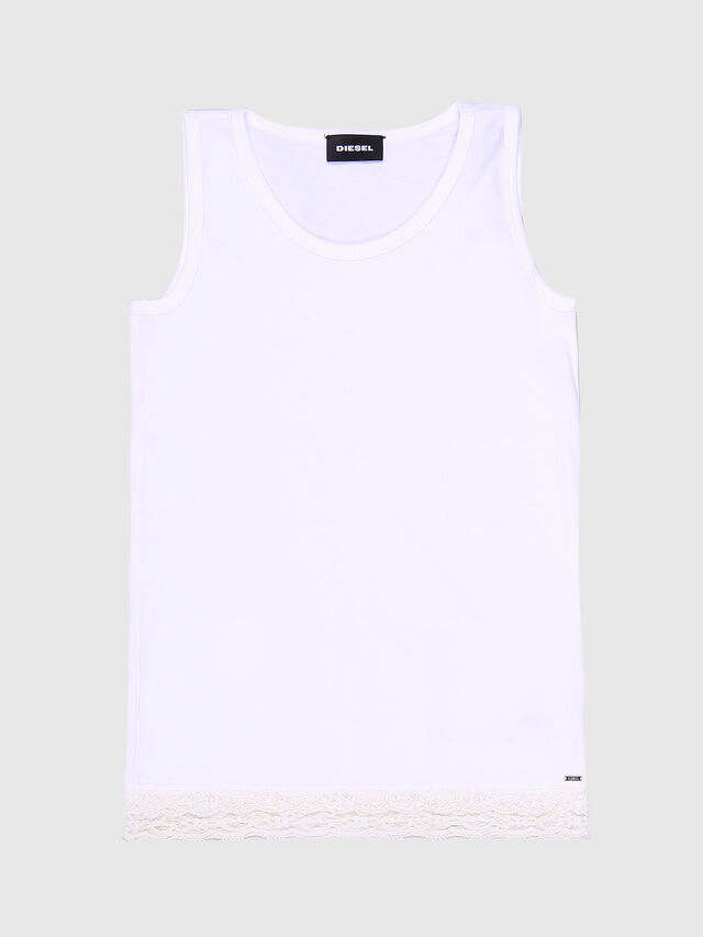 Diesel - TAPUL, White - T-shirts and Tops - Image 1