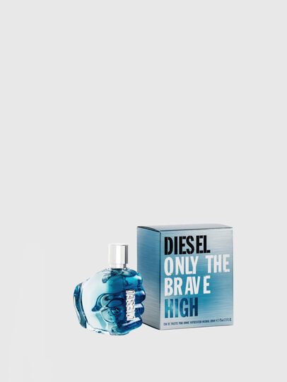 Diesel - ONLY THE BRAVE HIGH  75ML, Light Blue - Only The Brave - Image 1