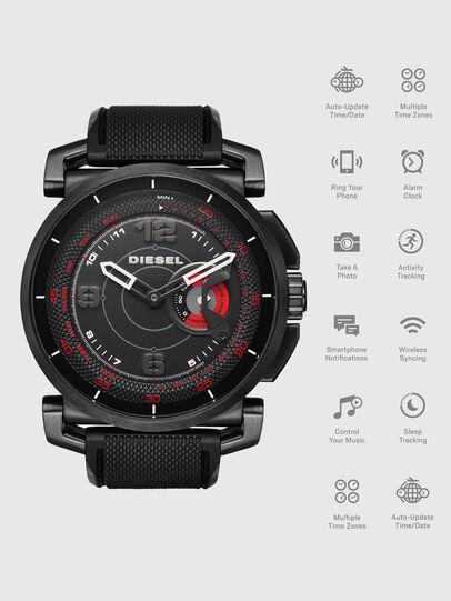 Diesel - DT1006, Black - Smartwatches - Image 1