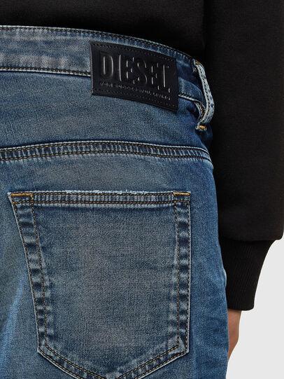 Diesel - FAYZA JoggJeans® 069SZ, Dark Blue - Jeans - Image 3