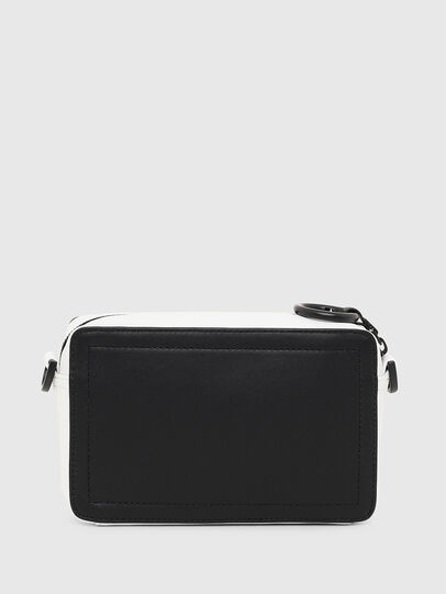 Diesel - ROSA', Black/White - Crossbody Bags - Image 2