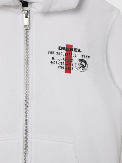Diesel - UMLT-SBRANDONZ, White - Underwear - Image 3