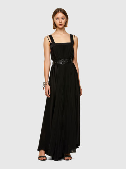 Diesel - D-KATHLE, Black - Dresses - Image 6
