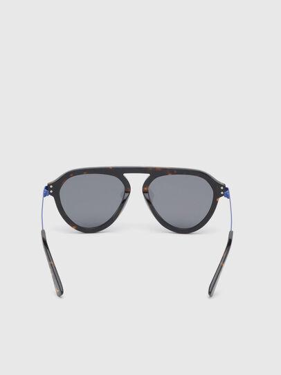 Diesel - DL0277, Dark Brown - Sunglasses - Image 4