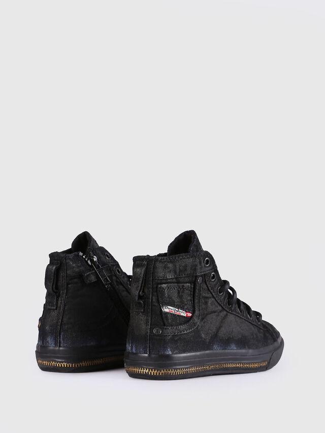 KIDS SN MID 30 EXPOSURE Z, Black/Blue - Footwear - Image 3