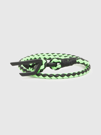 Diesel - A-BRUNY, Green/Black - Bijoux and Gadgets - Image 1