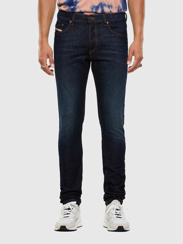 D-Luster 009EQ, Dark Blue - Jeans