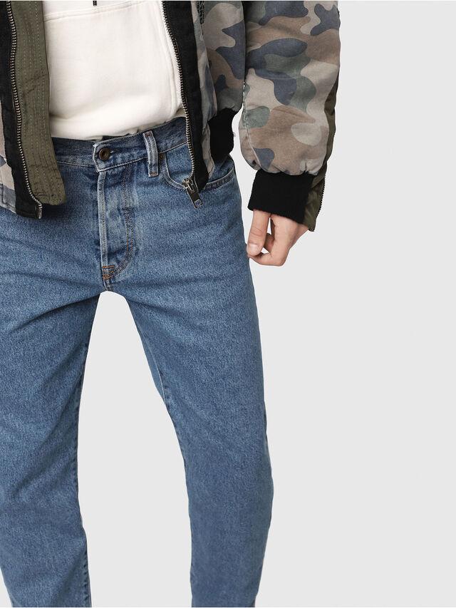 Diesel - Mharky 0077V, Medium blue - Jeans - Image 5