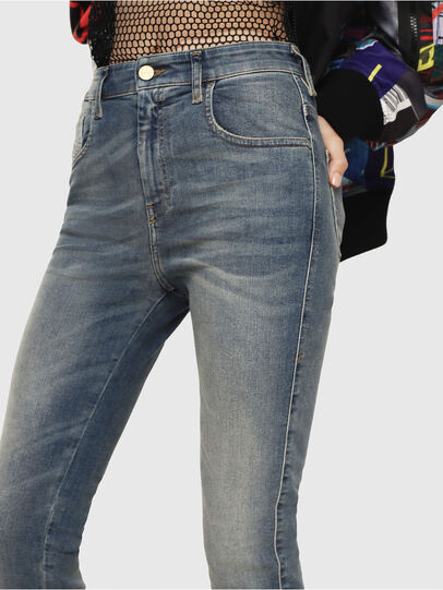 Diesel - Slandy High 085AZ,  - Jeans - Image 3